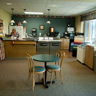 Guardian Oaks Dining Room